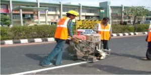 Road Marking & Road Traffic Allied Work